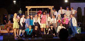 Matilda Older Chorus